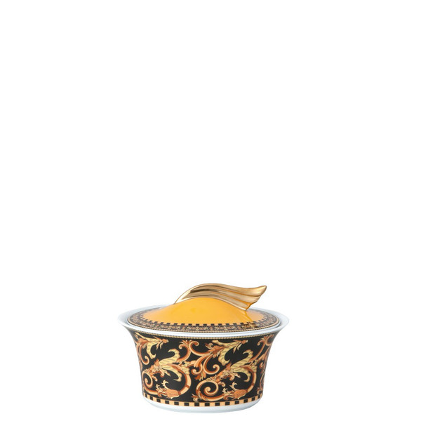 Sugar Bowl, Covered, 7 ounce | Versace Barocco