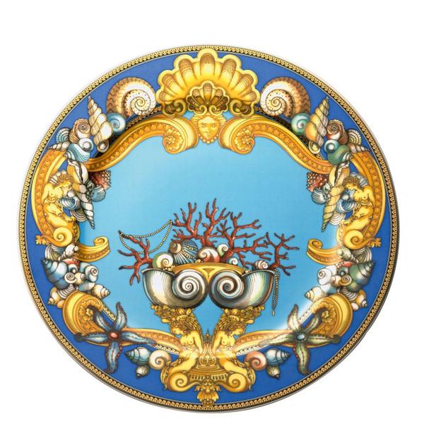 Service Plate, 12 inch | Versace La Mer