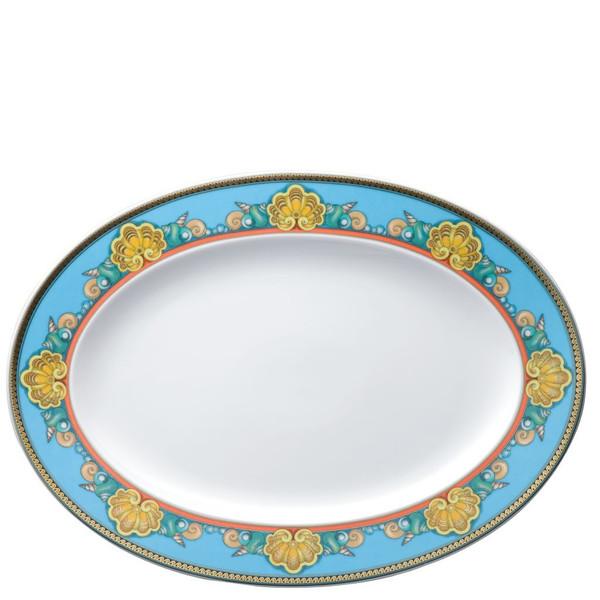 Platter, 13 1/4 inch | Versace La Mer