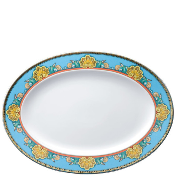write a review for Platter, 13 1/4 inch | Versace La Mer