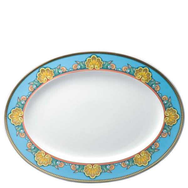Platter, 15 3/4 inch | Versace La Mer