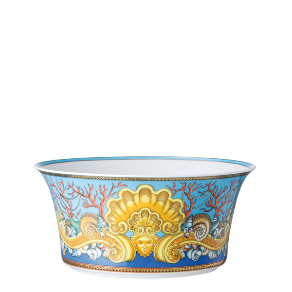 Vegetable Bowl, Open, 9 3/4 inch, 115 ounce | Versace La Mer