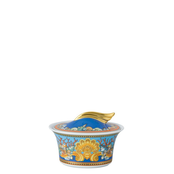 Sugar Bowl, Covered, 7 ounce | Versace La Mer