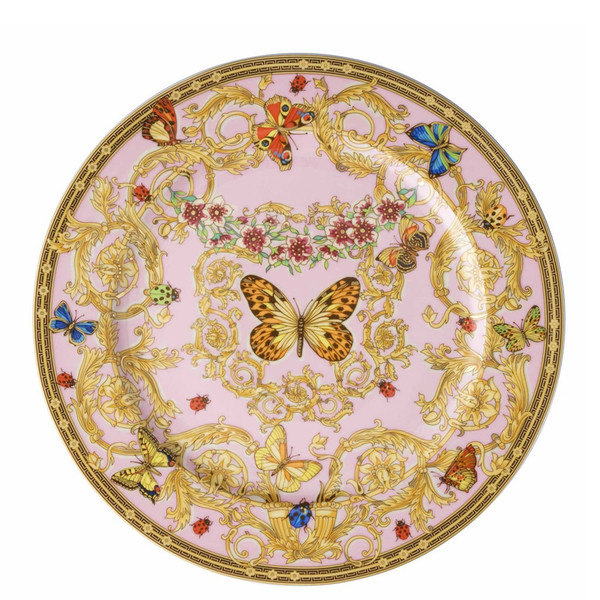 write a review for Service Plate, 12 inch | Versace Butterfly Garden