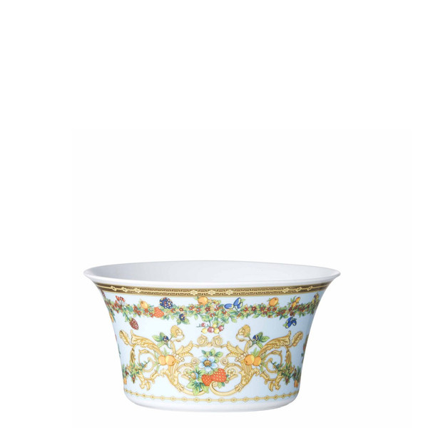 write a review for Vegetable Bowl, Open, 8 inch, 56 ounce | Versace Butterfly Garden
