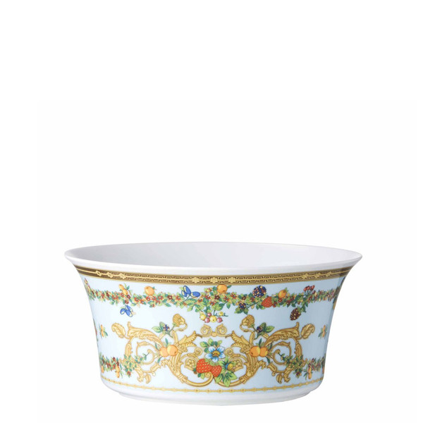 Vegetable Bowl, Open, 9 3/4 inch, 115 ounce | Versace Butterfly Garden