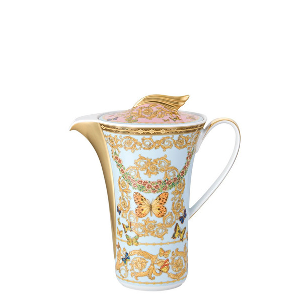 write a review for Coffee Pot, 40 ounce | Versace Butterfly Garden