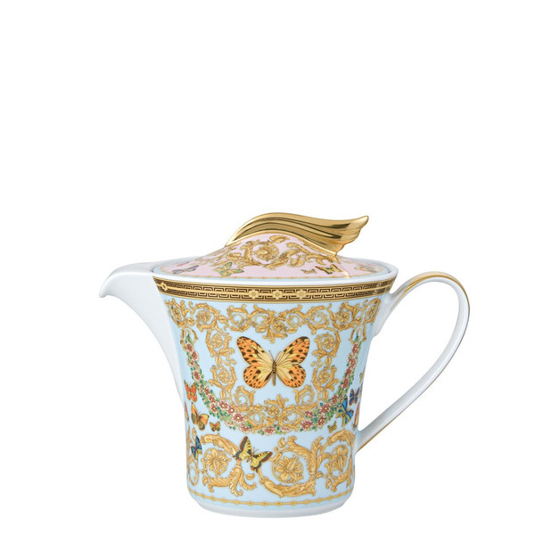 Tea Pot, 43 ounce | Versace Butterfly Garden
