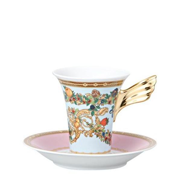 Cup, High, 6 ounce | Versace Butterfly Garden