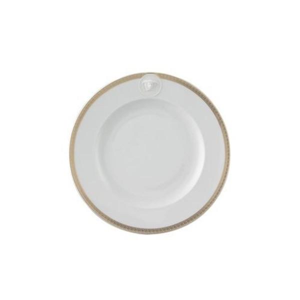 Bread & Butter Plate, 7 inch | Versace Medusa D-Or
