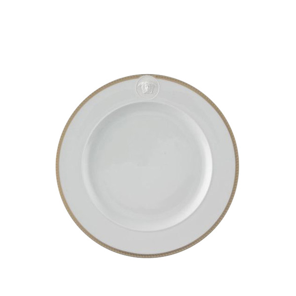write a review for Salad Plate, 8 1/2 inch | Versace Medusa D-Or