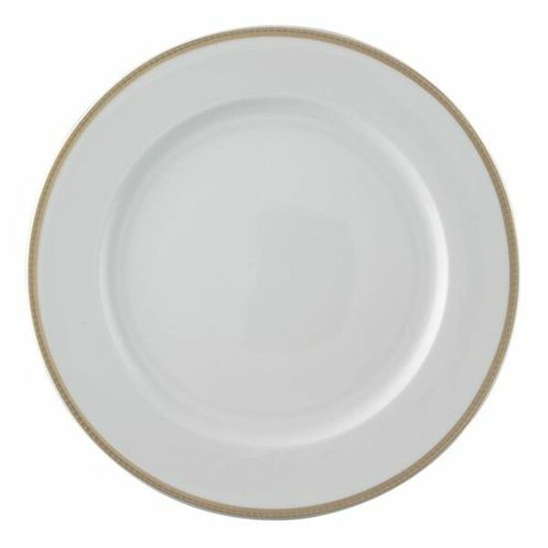 Service Plate, 12 inch | Versace Medusa D-Or