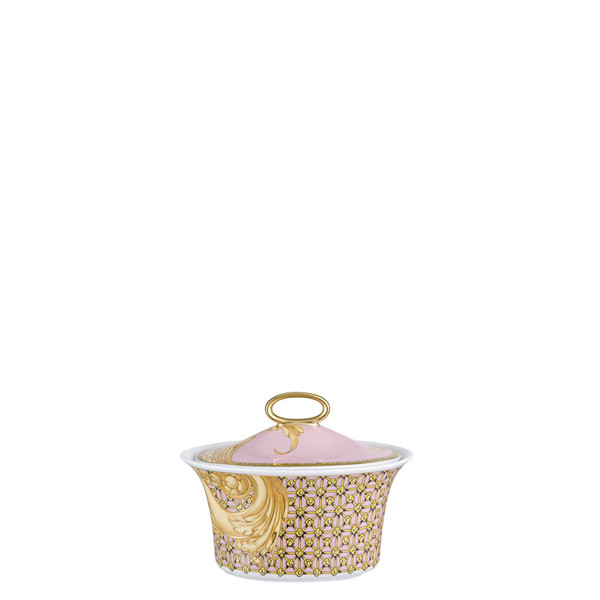 Sugar Bowl, Covered, 7 ounce | Versace Byzantine Dreams