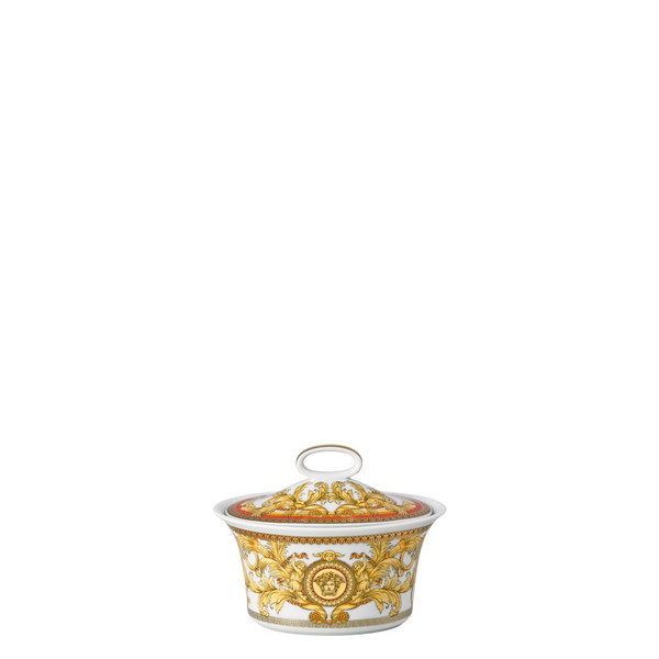 Sugar Bowl, Covered, 7 ounce | Versace Asian Dream