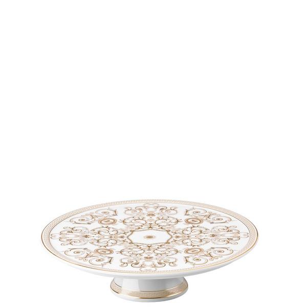 Footeed Platter, 8 1/4 inch | Versace Medusa Gala
