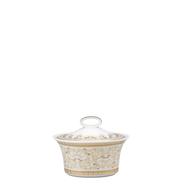 Sugar Bowl, Covered, 7 ounce | Versace Medusa Gala