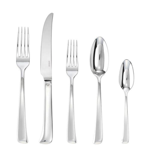 5 Pcs Place Setting (solid handle knife)   Sambonet Imagine