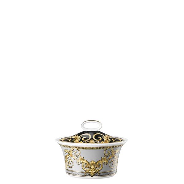 Sugar Bowl, Covered, 7 ounce   Versace Prestige Gala