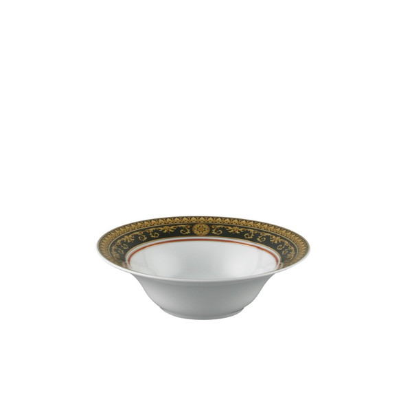 Cereal Bowl, 7 inch, 9 ounce | Versace Medusa Red