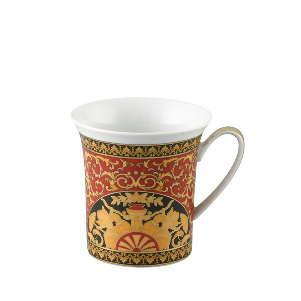 Mug, 11 ounce | Versace Medusa Red