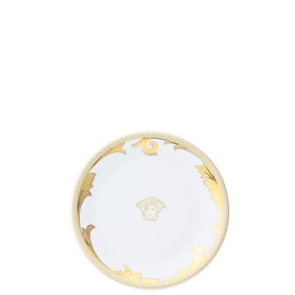 Bread & Butter Plate, 7 1/2 inch | Versace Arabesque Gold