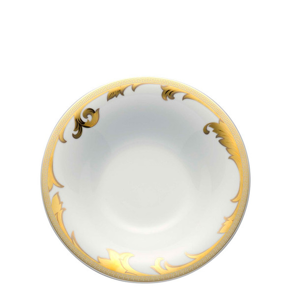 Rim Soup, 9 1/2 inch | Versace Arabesque Gold