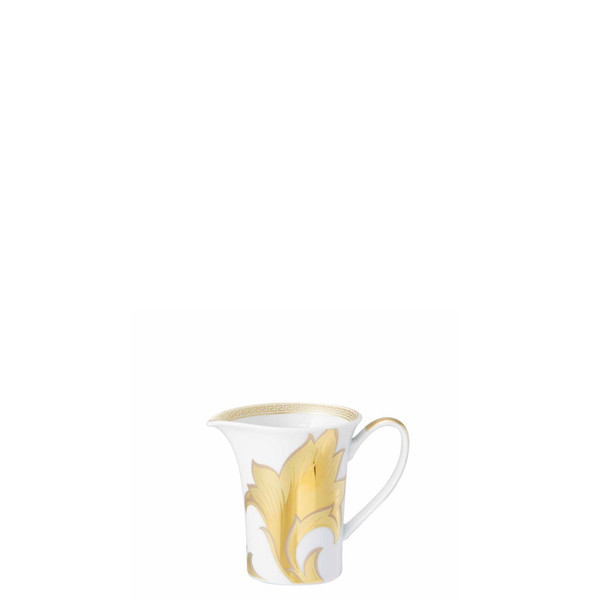 Creamer, Covered, 7 ounce | Versace Arabesque Gold