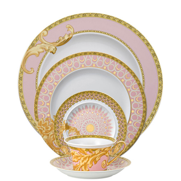 5 Piece Place Setting (5 pps)   Byzantine Dreams