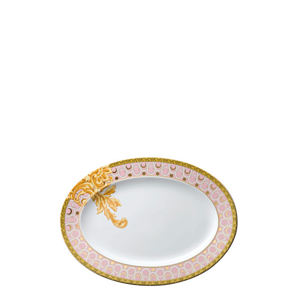 write a review for Platter, 13 1/4 inch | Versace Byzantine Dreams
