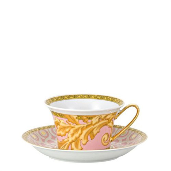 Saucer, Low, 6 1/3 inch | Versace Byzantine Dreams