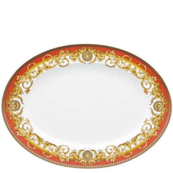 Platter, 15 3/4 inch | Versace Asian Dream