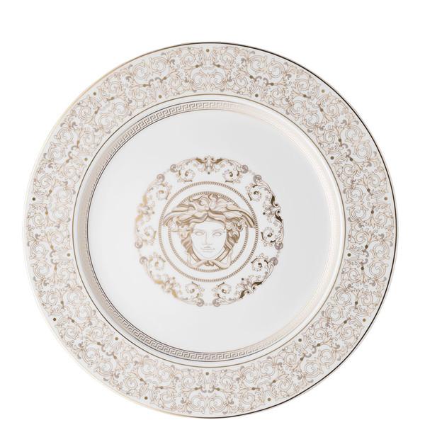 Service Plate, 11 3/4 inch | Versace Medusa Gala