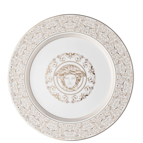 write a review for Service Plate, 11 3/4 inch | Versace Medusa Gala