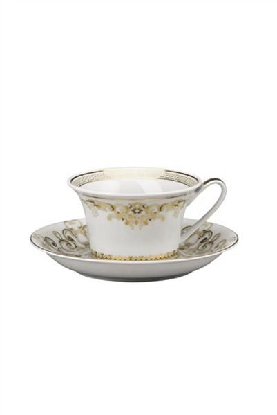 Tea Saucer, 6 1/4 inch | Versace Medusa Gala