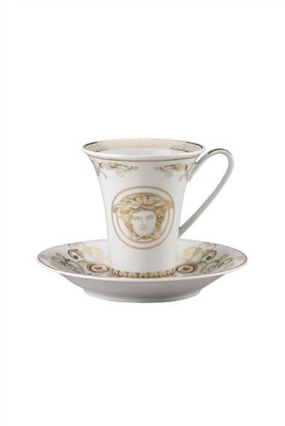 Coffee Cup, 6 ounce | Versace Medusa Gala