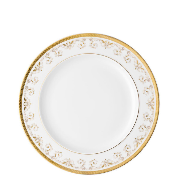 Dinner Plate, 10 1/2 inch | Versace Medusa Gala Gold
