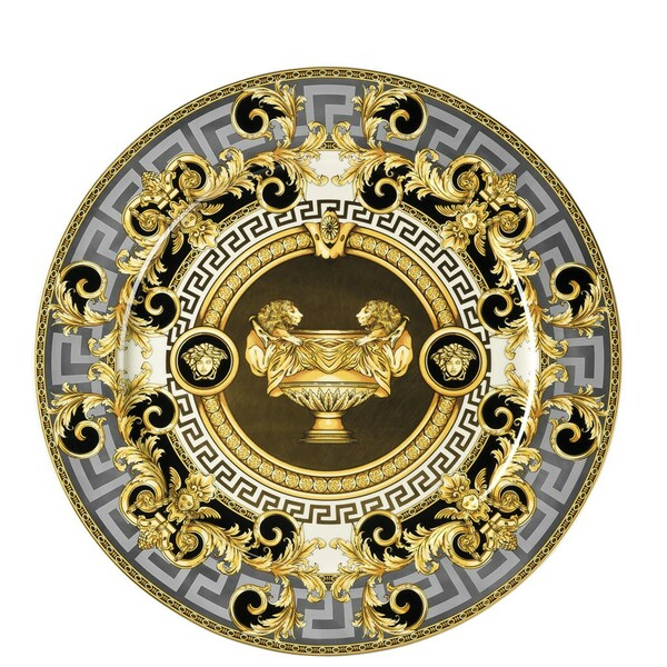 Service Plate, 12 inch | Versace Prestige Gala
