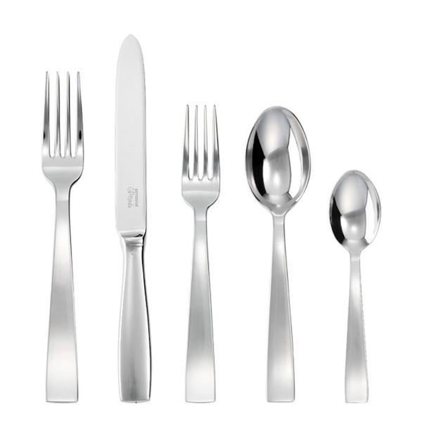 5 Pcs Place Setting (solid handle knife) | Sambonet Gio Ponti