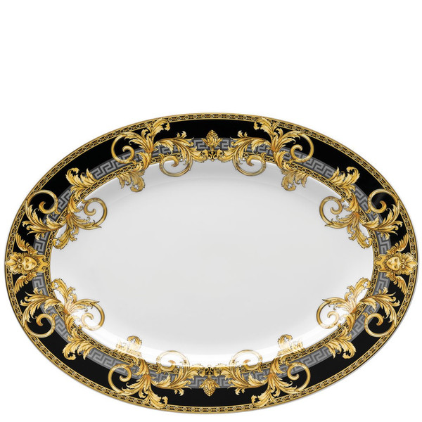 write a review for Platter, 13 1/4 inch | Versace Prestige Gala