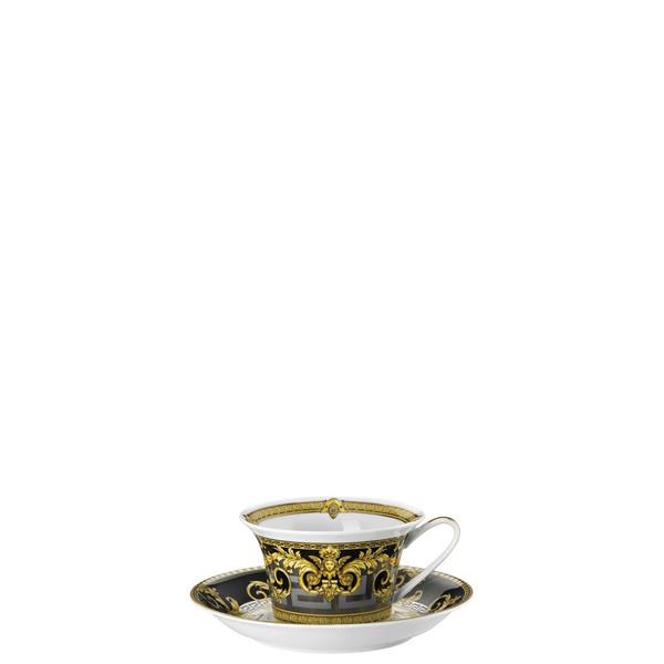Tea Saucer, 6 1/3 inch | Versace Prestige Gala