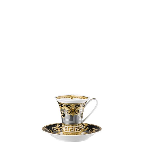 Coffee Saucer, 6 inch | Versace Prestige Gala