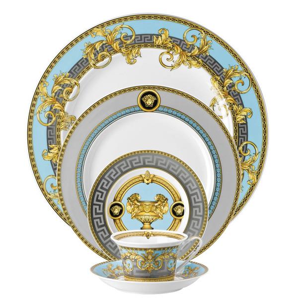 5 piece Dinnerware Set   Prestige Gala Bleu