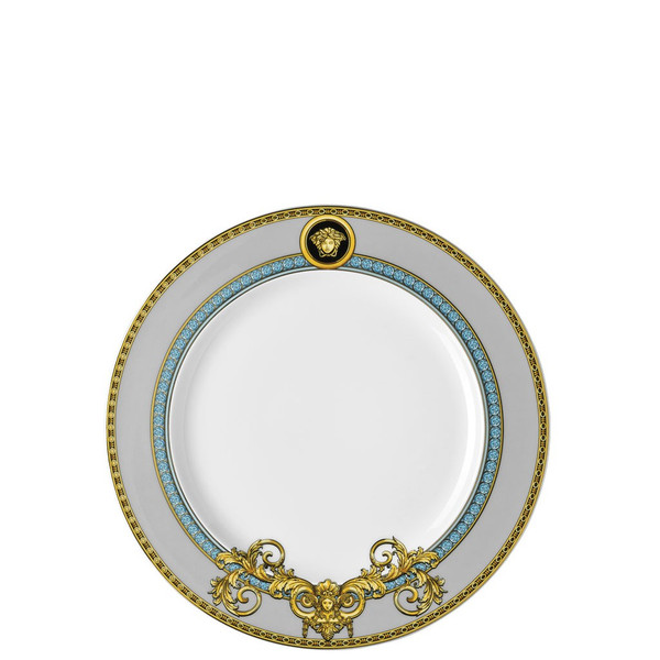 Salad Plate, 8 1/2 inch | Versace Prestige Gala Bleu