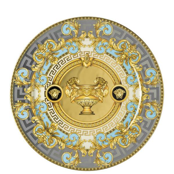 Service Plate, 12 inch | Versace Prestige Gala Bleu