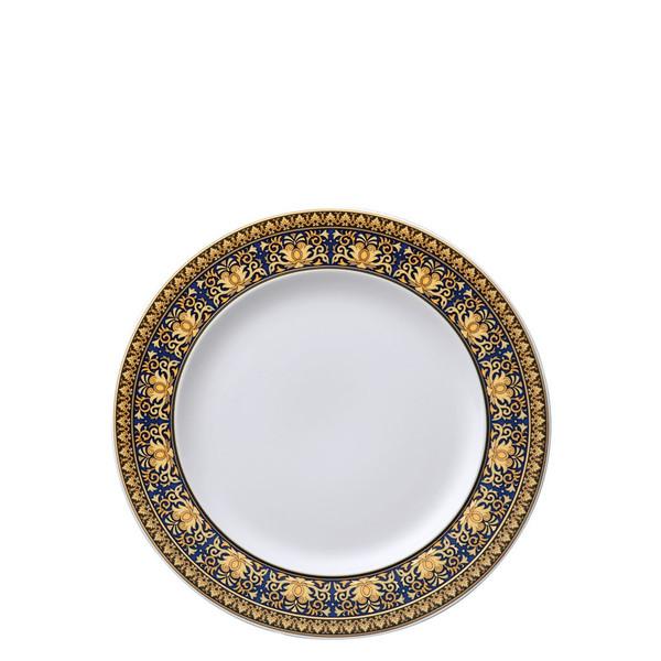 Salad Plate, 8 1/2 inch | Versace Medusa Blue