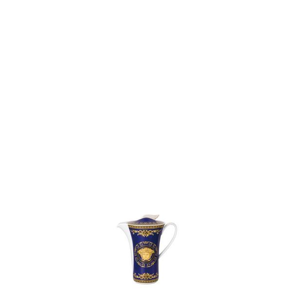 Coffee Pot, 40 ounce | Versace Medusa Blue