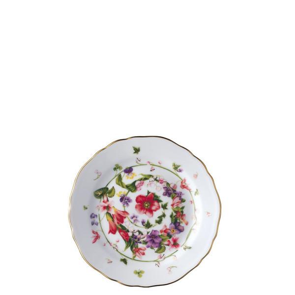 Bread & Butter Plate, 6 3/4 inch | Versace Flower Fantasy