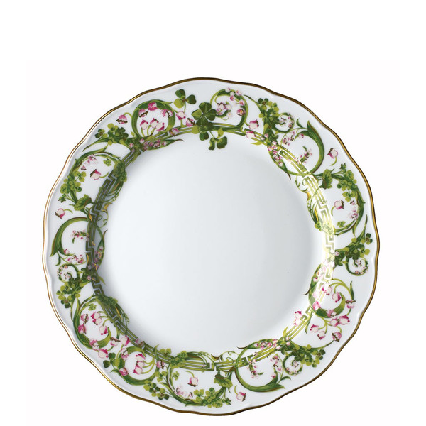 Dinner Plate, 10 1/2 inch | Versace Flower Fantasy