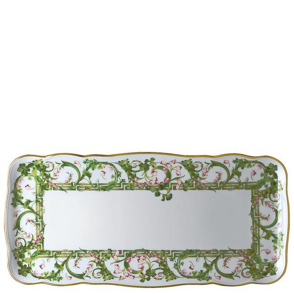 Tray, Sandwich Platter | Versace Flower Fantasy