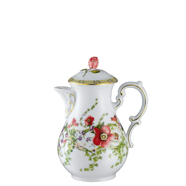 Coffee Pot, 47 ounce | Versace Flower Fantasy